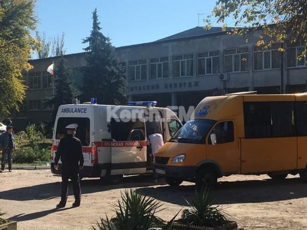 Срочно! В Крыму в результате взрыва погибли 10 человек