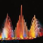 Современные чудо-фонтаны
