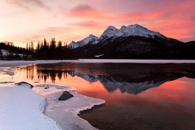 Канадские пейзажи Wayne Simpson