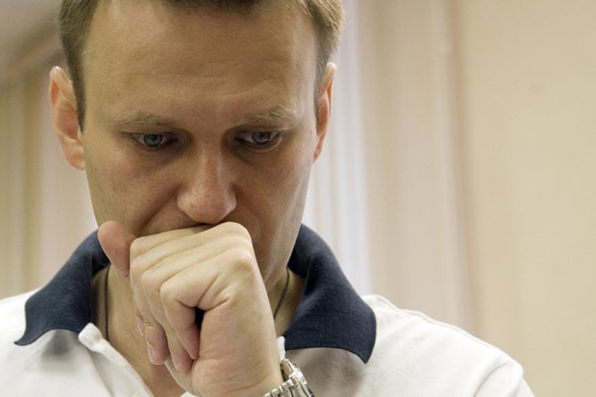 Навальный вызывает симпатии у 2% россиян