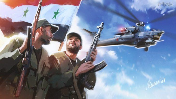 Новости Сирии. Сегодня 6 июля 2018