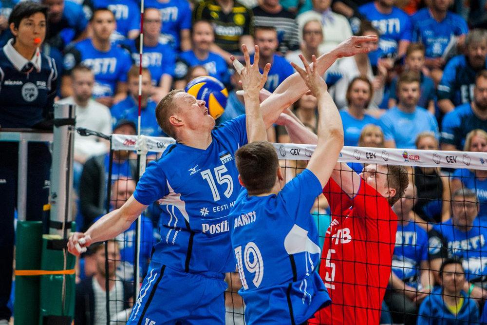Сборная России по волейболу вышла на чемпионат мира 2018 года