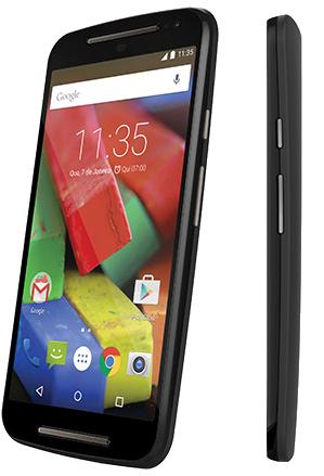 Motorola представила смартфон Moto G (2014) с поддержкой LTE-сетей