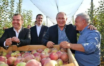 Путин пообещал продлить программу развития села после 2021 года