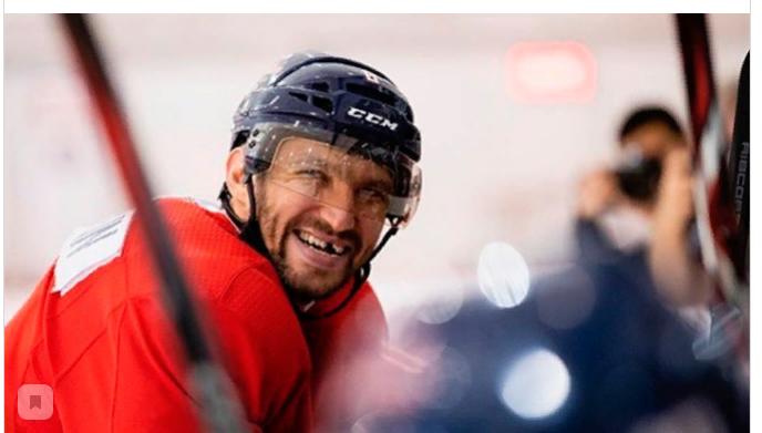 Хоккейная дипломатия: посол США в РФ признался в любви к Овечкину