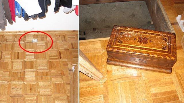 Семья въехала в купленный дом и нашла в чулане потайную дверцу...