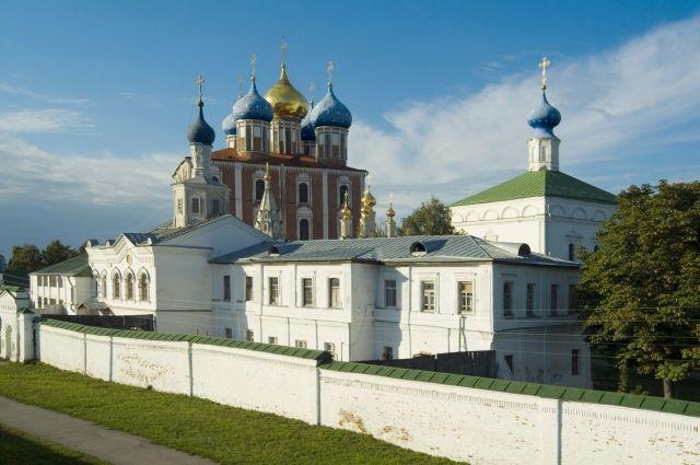 Рязань претендует на включение в «Золотое кольцо России»