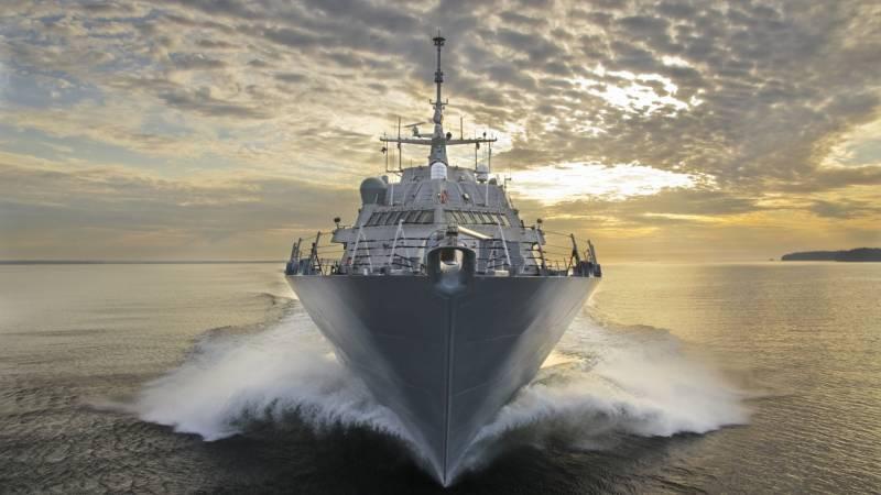 Литоральные боевые корабли LCS с универсальными ВПУ Mk 41: конфигурация угроз от ВМС США усложняется