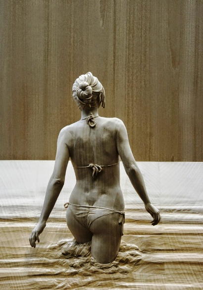 Как живые! Итальянский скульптор Питер Демец с помощью долота и вдохновения вдыхает жизнь в скульптуры