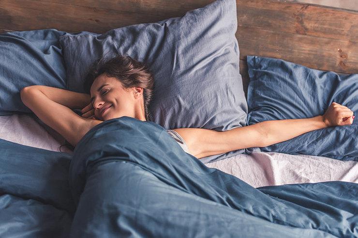 Здоровый сон: как спать, что…