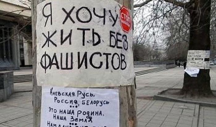 К освобождению Киева. Заметки из оккупации.