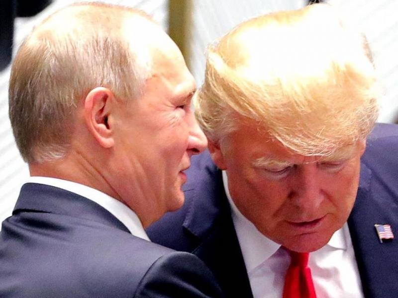 """""""Новые идеи"""": Киев требует от США объяснений слов Путина"""