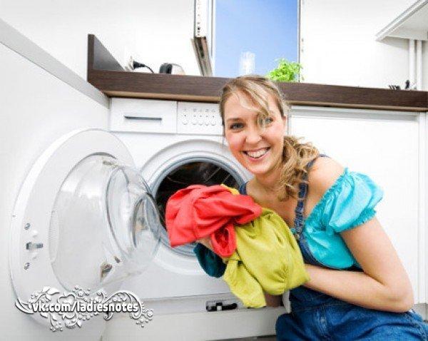 Десять советов, как идеально выстирать белье