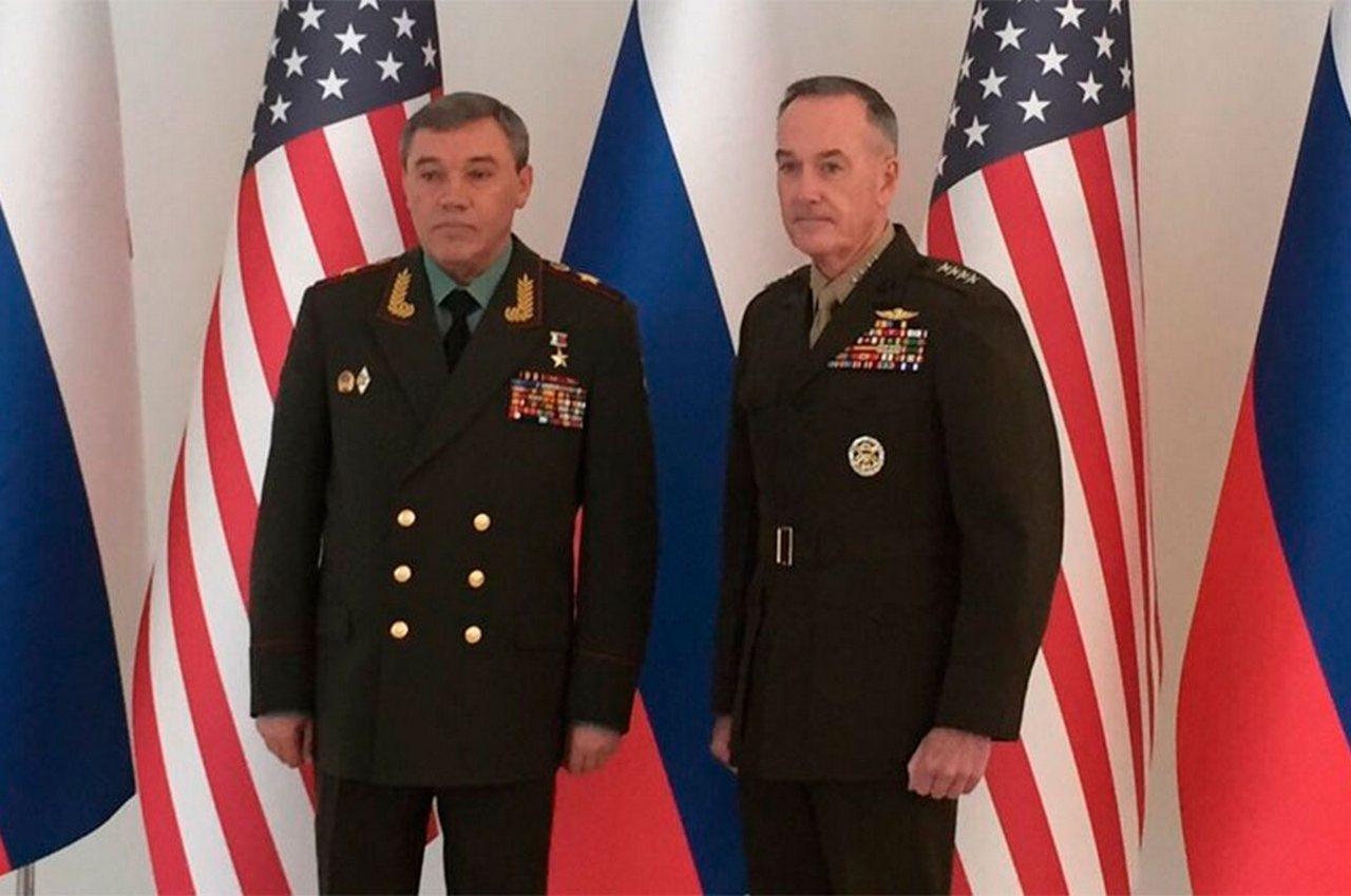Генерал Джозеф Данфорд — зрадник и агент Кремля!