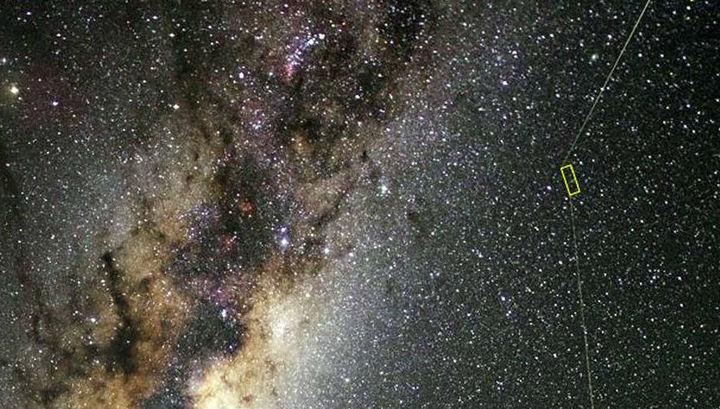 """Открытие древнейшей звезды """"состарило"""" наш регион Млечного Пути на три миллиарда лет"""