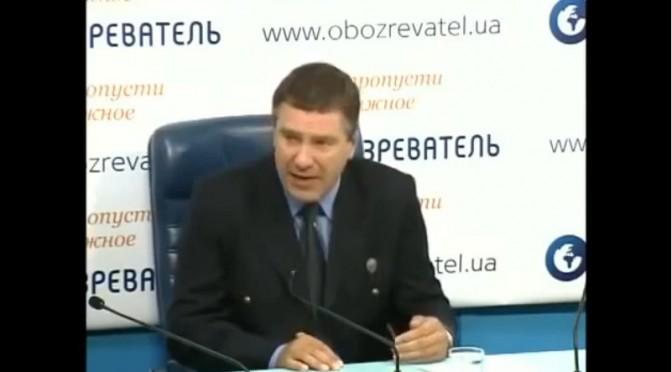 Грубая правда о планах правительства Украины по уничтожению своего народа