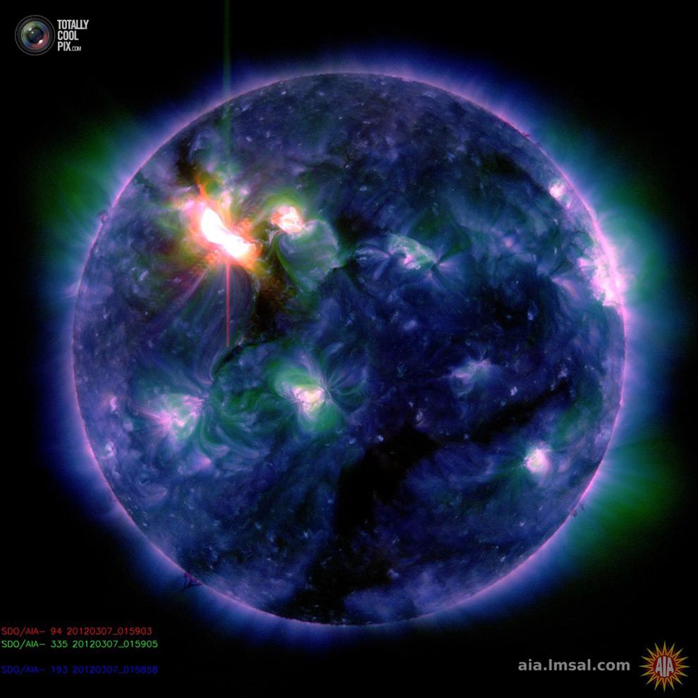 solar 002 Солнечная активность в фотографиях