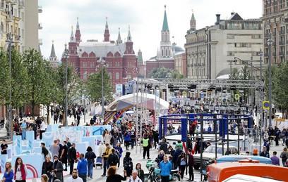 Собянин призвал москвичей делиться идеями о Дне города