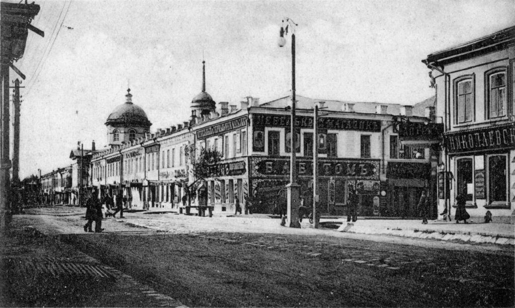 Оренбург. Город лишенный истории