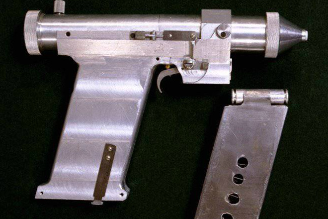 Секретный космический лазерный пистолет, который создали в СССР