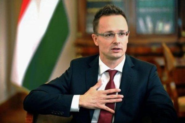 Венгрия обвинила Украину в «кампании международной лжи»