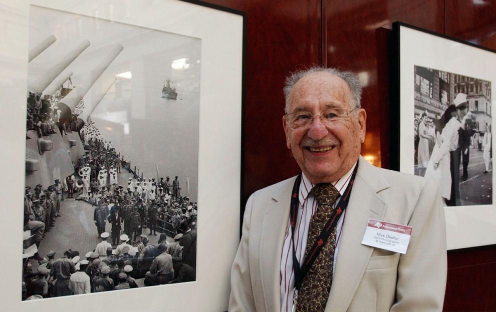 Блестящий вклад фотографа Макса Десфора в историю фотожурналистики