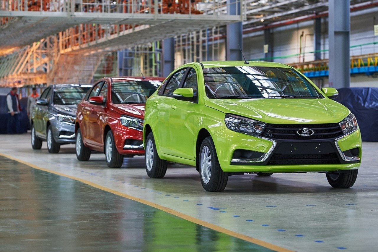 Россия в 2 раза увеличила поставки легковых автомобилей в США