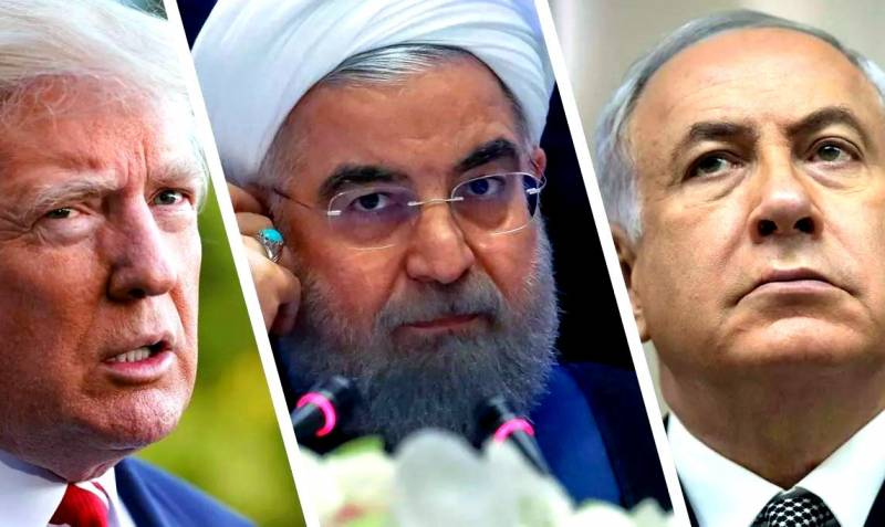 Трамп на 9 мая подарил Путину Иран
