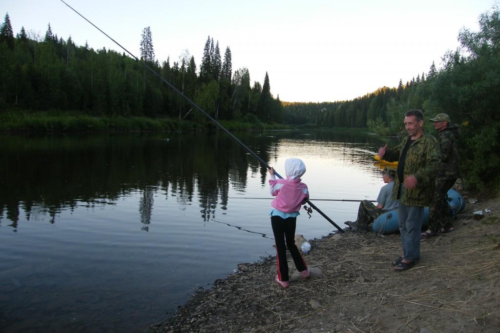 река березовая рыбалка
