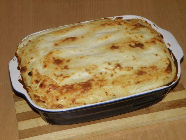 готовая запеканка. пошаговое фото приготовления картофельной запеканки с фаршем