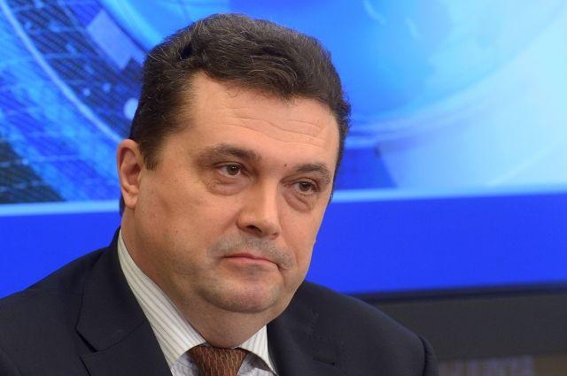 Главе Союза журналистов России запретили въезд на Украину в течение 3 лет