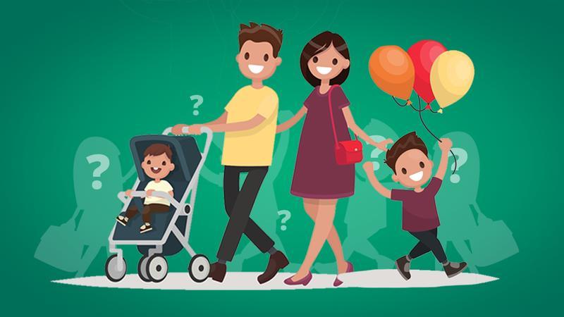 Головоломка «Сколько детей в семье?»