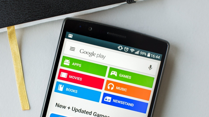 Сервис Google Play заработает в Крыму
