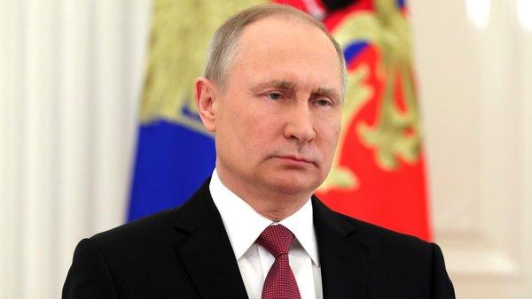 Владимир Путин вводит беспре…