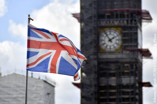 Лондон заявил об «акте агрессии» России