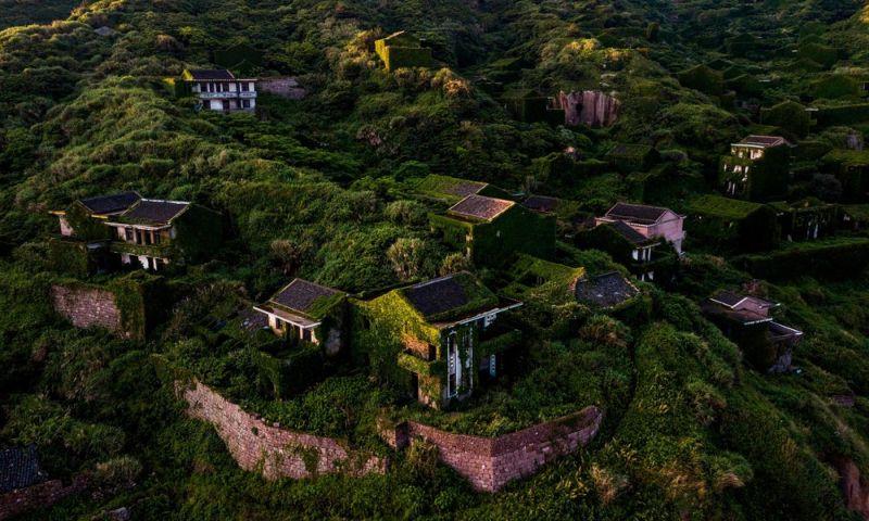 Китайская деревня-призрак, п…