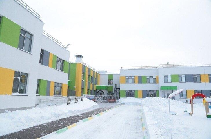 Детский сад на 280 мест открыт в Ульяновске Хорошие, добрые, новости, россия, фоторепортаж