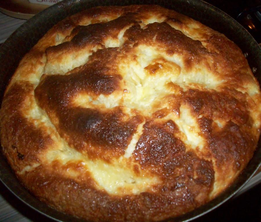 """Пирог """"Сахарный"""" с тремя плюсами : быстро, вкусно, недорого!"""