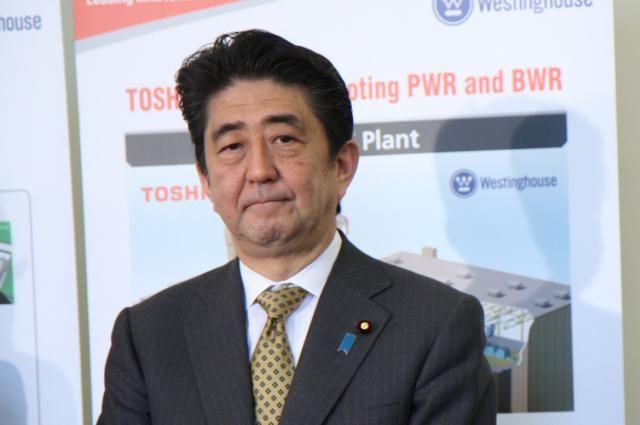 Абэ заявил о необходимости заключения мирного договора с Россией