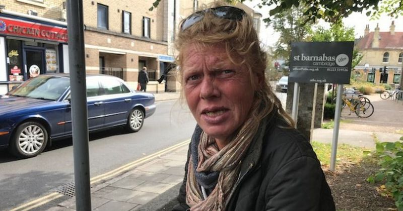 Хорошо погуляла: британка спустила огромное наследство на наркотики и выпивку и стала бродягой