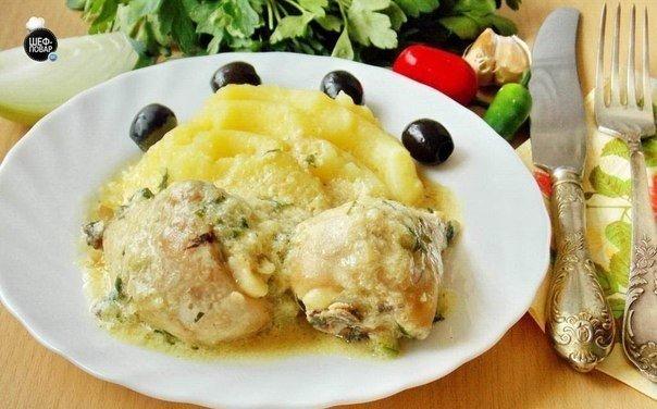 Гедлибже — блюдо кабардинской кухни.