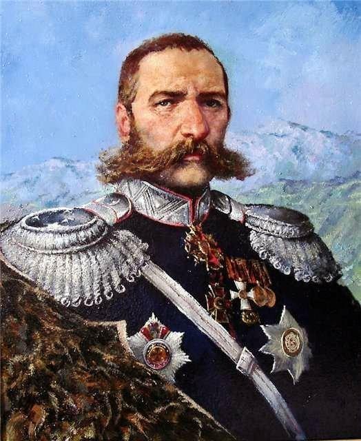 Яков Бакланов - легенда Кавказа