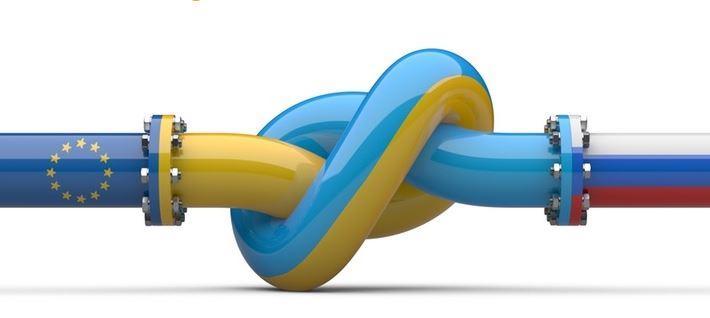 Украинский транзит газа экон…