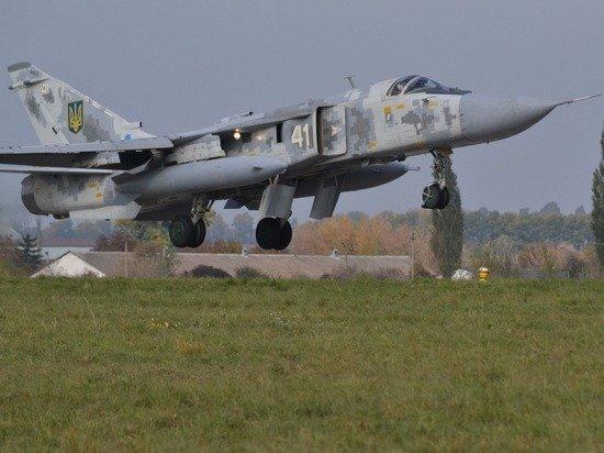 """На учениях в Украине, советский самолет стер """"в пух и прах"""" новейший американскй истребитель!"""