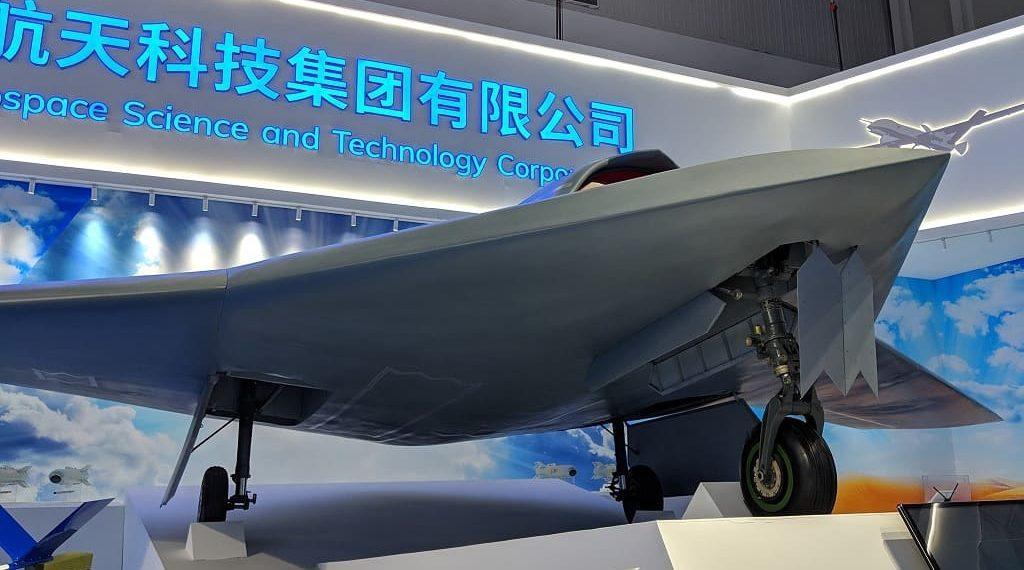 Zhuhai AirShow 2018