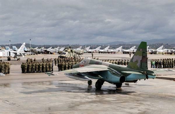 Россия вывела из Сирии 11 самолётов и вертолётов за неделю. Каковы причины?