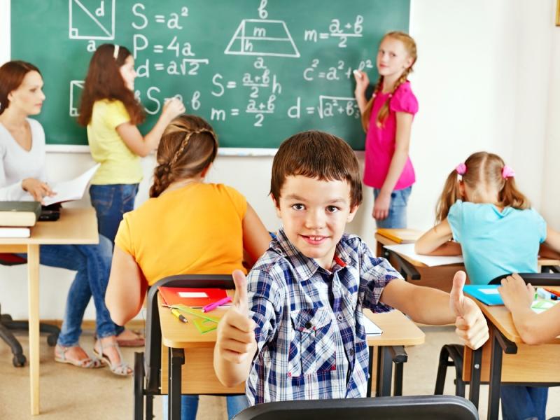 обучение в школе в Европе