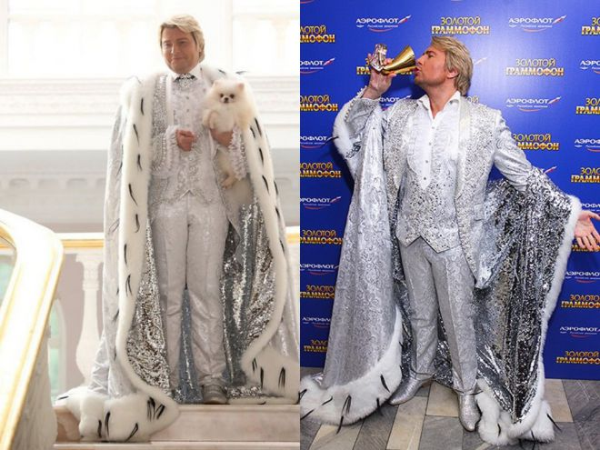13 угарных костюмов Николая Баскова, за которые стыдно почему-то нам, а не ему!