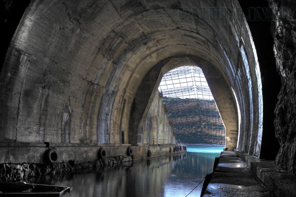 Военные подземные сооружения бывшей Югославии