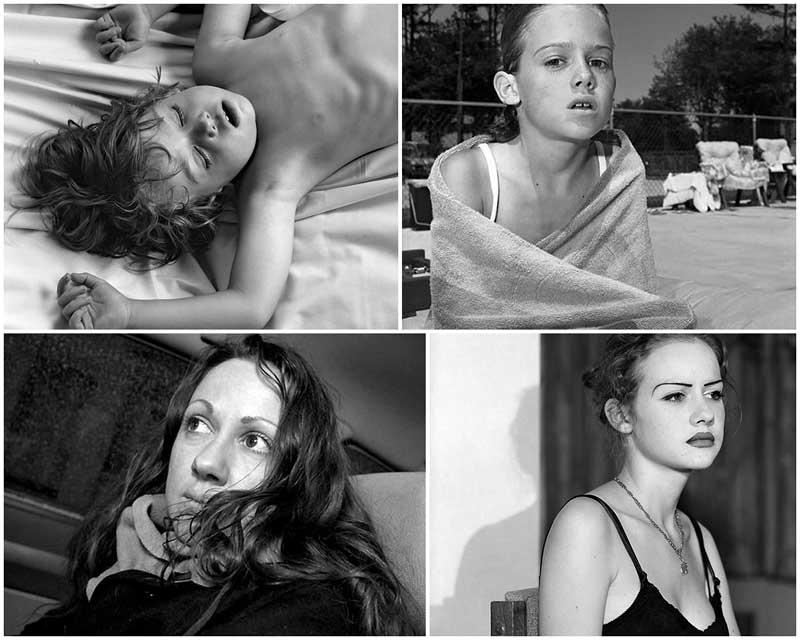 Жизнь Элисон: отец-фотограф долгие годы фотографирует свою дочь